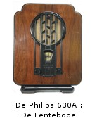 3 Philips 630A postzegel